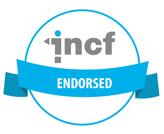 INCF Endorsed Logo
