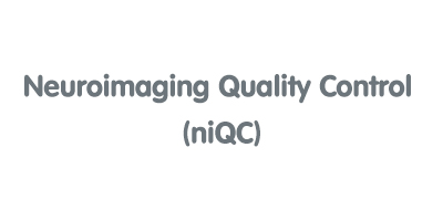 Neuroimaging Quality Control (niQC; Canada, USA)
